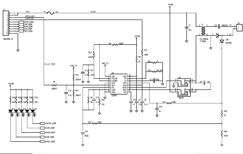 laptop inverter schematic laptop schematic inverter schema