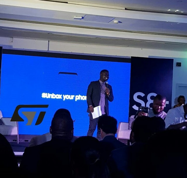 Photos From The Galaxy S8 Launch In Lagos, Nigeria 10