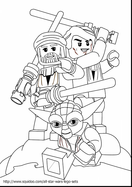 Good Lego Star Wars Coloring Pages Print With Lego Movie Coloring Pages And Lego  Movie Coloring