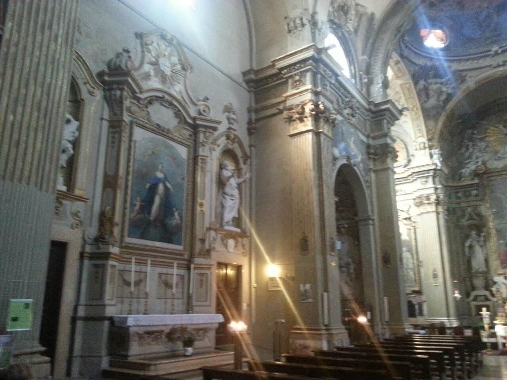 U św. Katarzyny w Bolonii, 8.04.2015 - IMG-20150409-WA0019.jpg