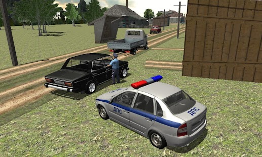 Traffic Cop Simulator 3D- screenshot thumbnail