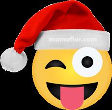 Emoji Guiño
