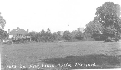 Camping Close at the rear of Church Street, Little Shelford