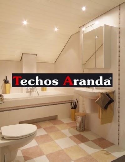 Presupuesto instaladores de techos de aluminio Madrid