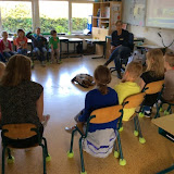 Snuffelproject groep 3