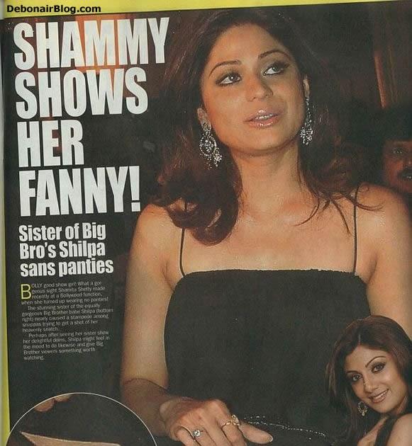 Shamita Shetty No Panties 26