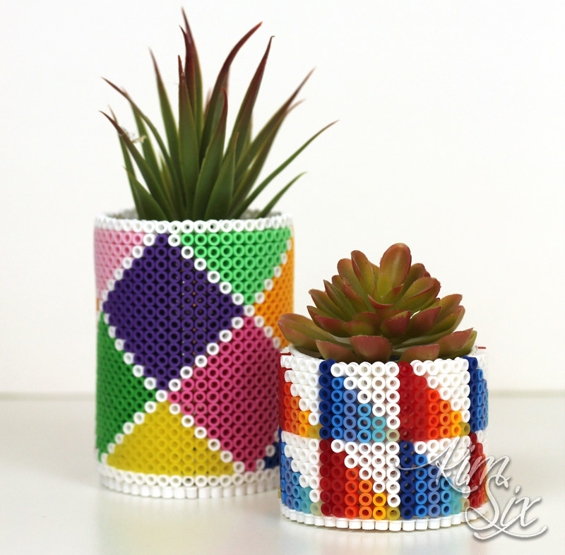 Pearler bead planters