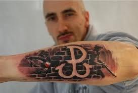 Galeria Tatuazy Tatuaże Patriotyczne