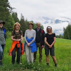 Wanderung Steinegg 05.06.17