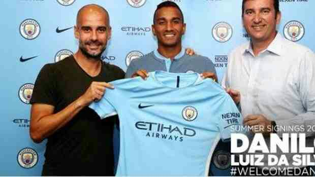 OFFICIAL💥: Man City💎 Sign Danilo from Real Madrid