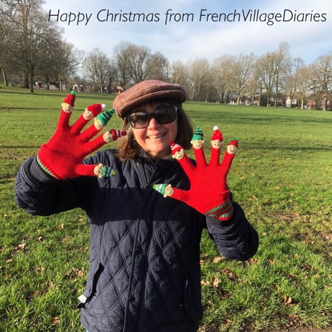 French Village Diaries Merry Christmas