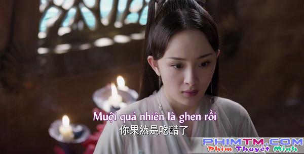 Tam Sinh Tam Thế: Vừa hưởng lạc bên vợ, chồng trẻ Dạ Hoa bị gặm mất cánh tay - Ảnh 1.