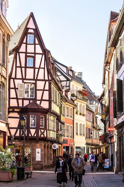 Calle de Colmar