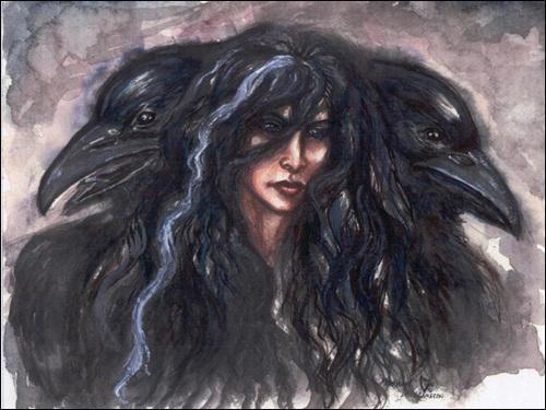 Dark Goddess, Gods And Goddesses 1