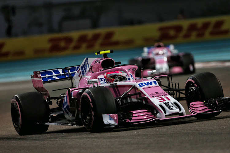 Force India has been renamed Racing Point for 2019