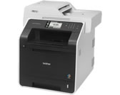 Download Brother MFC-L8850CDW printer driver program and add printer all version