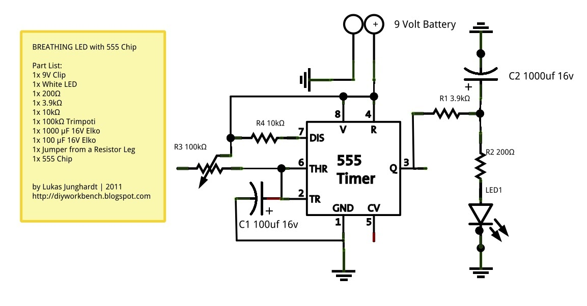 funky 9v led wiring diagram vignette wiring diagram ideas