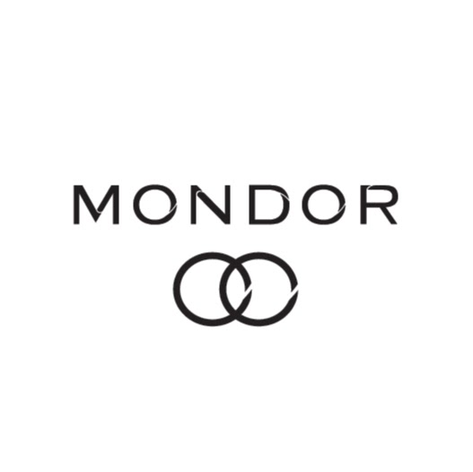 Mondor logo with two rings