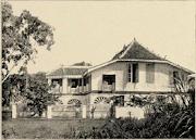 Rumah Batu Olak Kemang: Puing-Puing Ingatan dari Masa Silam