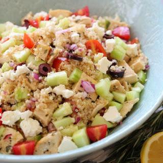 Mediterranean Chicken Quinoa Recipes