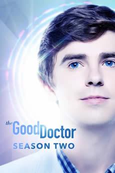 capa The Good Doctor 2ª Temporada