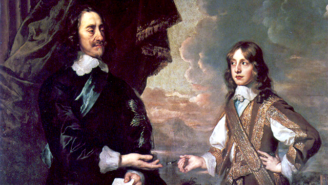 Charles I and James II