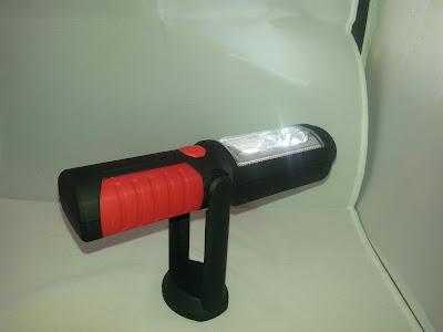 2-in-1 LED Work Light #Flashlight