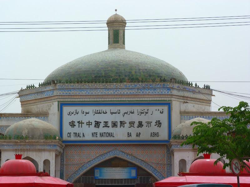 XINJIANG . Kasghar, le Grand Bazar - P1280371.JPG