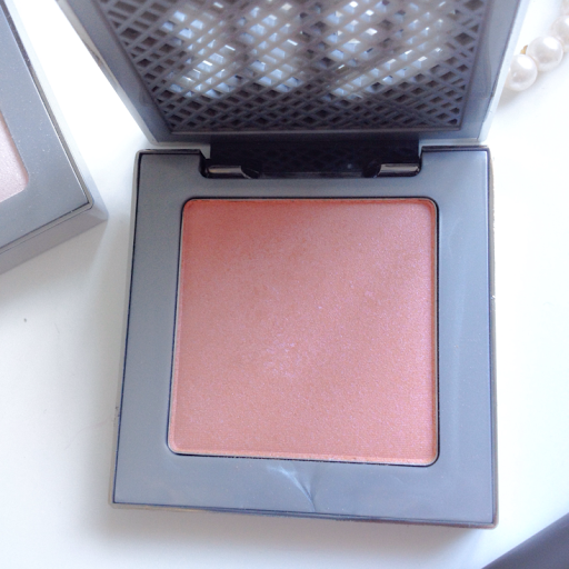 urban decay afterglow highlighter in fireball