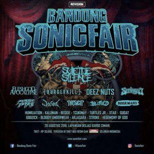 Bandung Sonicfair - @Cimahi 28 Agustus 2016