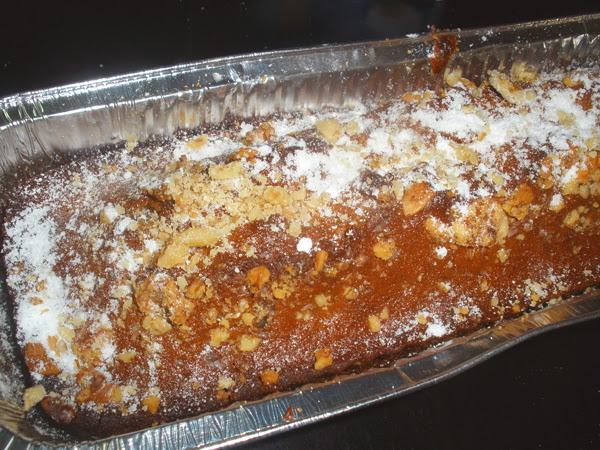 Медовый пирог - угат дваш на Рош-а-Шана
