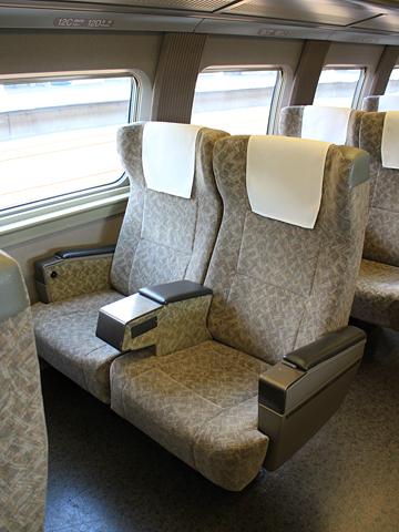 JR西日本 山陽新幹線「こだま741号」500 TYPE EVA 車内 その27