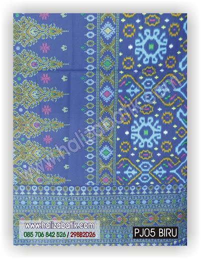 PJ05%2BBIRU Kain Batik Pekalongan, Jual Batik Murah, Batik Model Terbaru, PJ04 BIRU