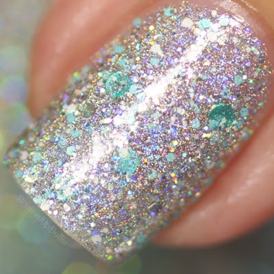 Glam Polish  Wheeeeee Macro