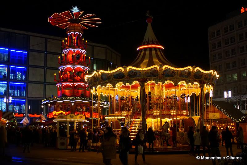 Natal na Alexander Platz