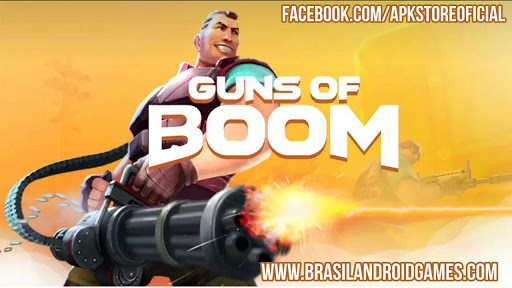 Guns of Boom - Online Shooter APK MOD CARTUCHOS INFINITOS DATA