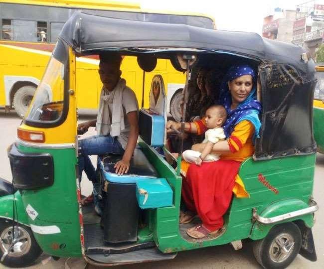 Bihar Lockdown 4: बिहार में ऑड- ईवन के तहत चलेगा ऑटो व ई-रिक्शा, किराया-डेट फाइनल
