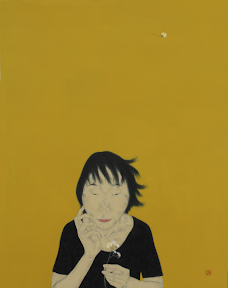 고찬규, Where art the flowers gone, 2011, 116.8X91cm 한지에 과슈 1