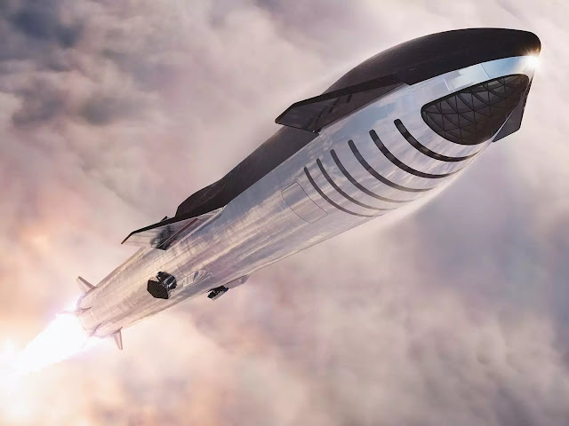 SpaceX Starship technology