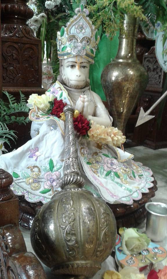 ISKCON Nairobi Deity Darshan 22 Jan 2016 (15)