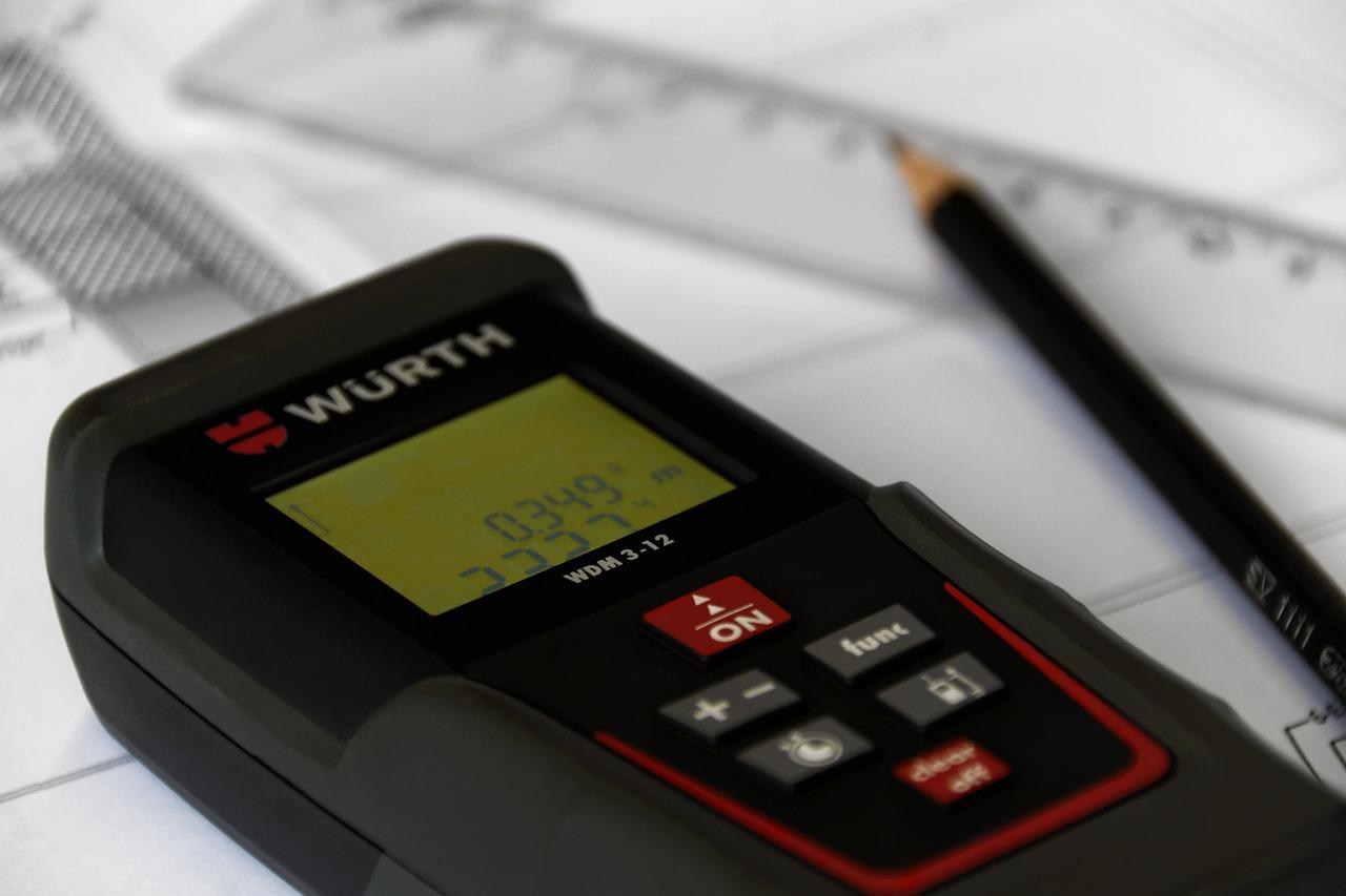 laser measuring tools