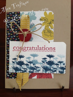 best of flowers stamp set stampin up stampin' up! card cards patio party dsp ribbon button stamping