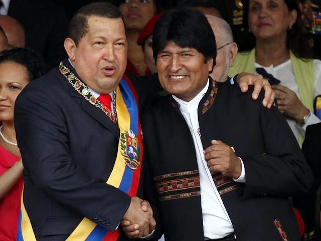"""El Pollo"" Carvajal reveló que el régimen chavista enviaba dinero a ""Evo Morales en Bolivia"""