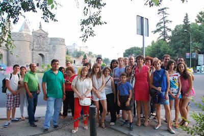 Lux Greco 2013 en Toledo