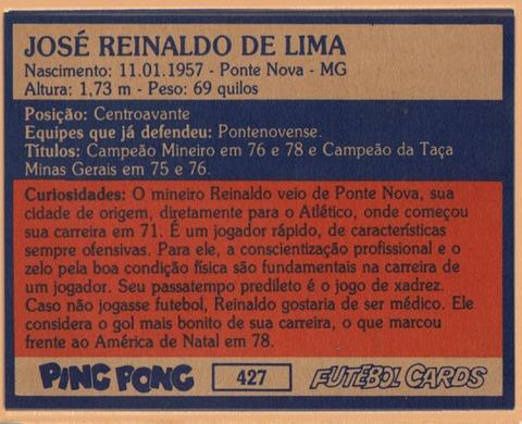 CAM (427) Reinaldo CA