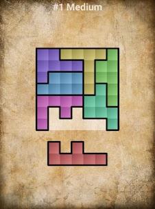 Block Puzzle & Conquer 4