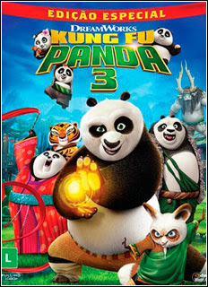 Kung Fu Panda 3 (2016) Torrent BRRip Blu-Ray 720p / 1080p CH 5.1 Dual Áudio