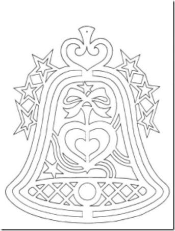 vytynanki campanas de navidad (13)