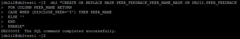 Create Column Mask