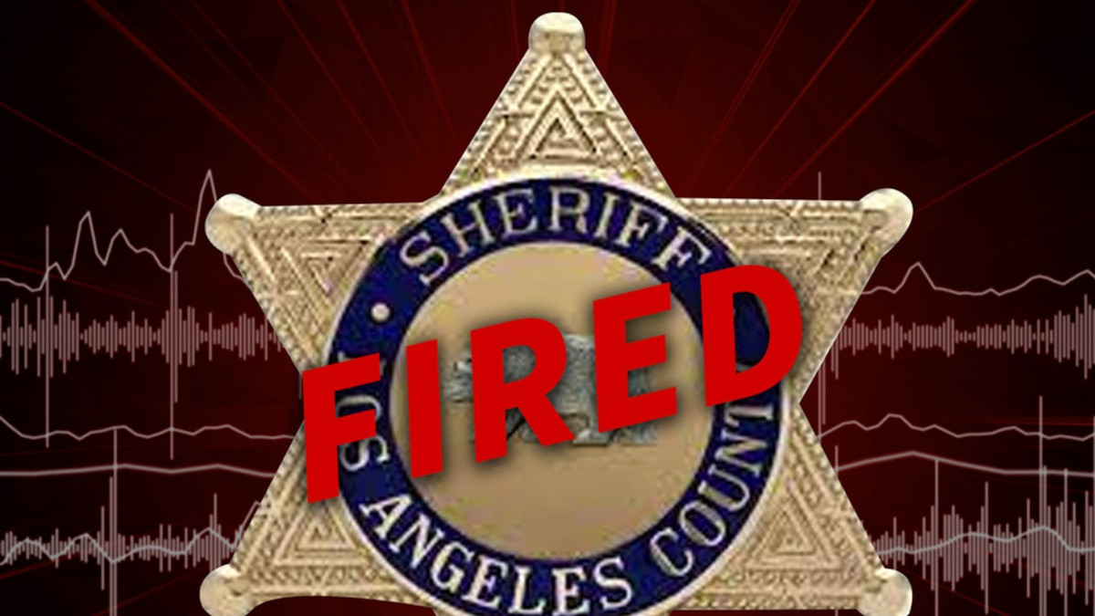 L.A. County Sheriff's Deputy fired for allegedly having sex at Universal Studios Hollywood (listen to graphic audio)